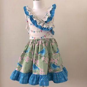 Eleanor Rose Girls/Toddler Dress 🌸🚩